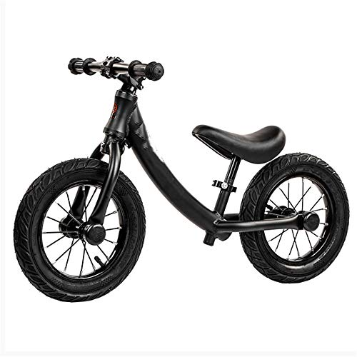Kinder Balanced Car Trolley No Bike Slider 3-6 Jahre Altes Baby Chainless Bike 12 Zoll