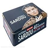 L'Intégrale Sardou (Coffret 18 CD+ 8 DVD+ 1 livre)