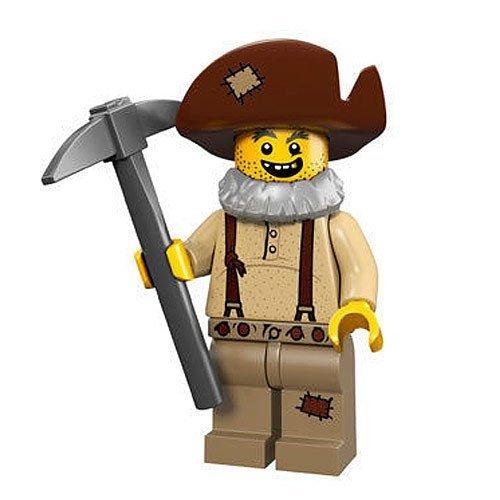 Lego Minifigure - Series 12 - Prospector - 71007 - Serie 12