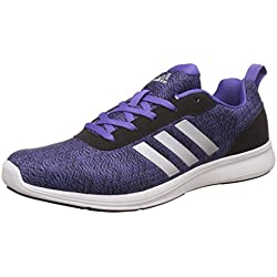 adidas Women's Adiray 1.0 W Purple, Metsil and Black Running Shoes - 5 UK/India (38 EU)