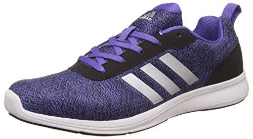 Adidas Women's Adiray 1.0 W Purple, Metsil and Black Running Shoes - 6 UK/India (39.33 EU)(BI2980)