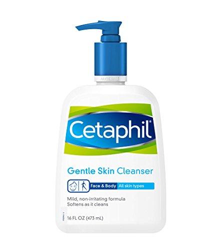 Duft Öl 2 Unzen Flasche (Cetaphil Gentle Haut Reinigungs, Für Alle Typen, 16-Unzen Flaschen (Packung Von 2))
