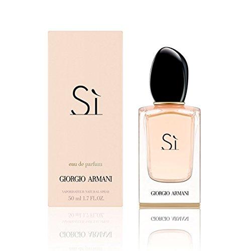 Giorgio Armani Armani Sì Eau de Parfum, Donna, 50 ml