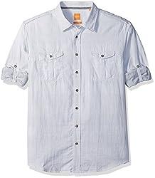 BOSS Orange Mens Cadettoe 10194010 01, Grey, Small