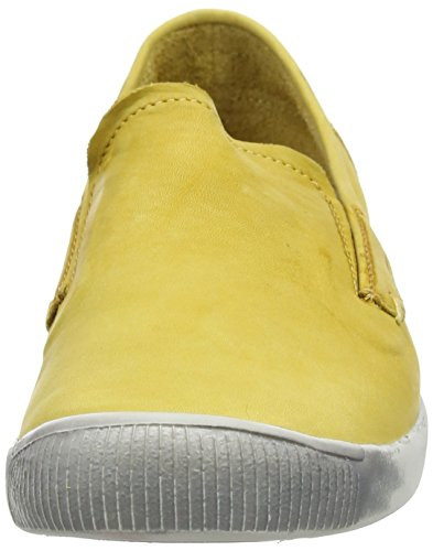 Softinos - Ita298sof, Scarpe col tacco Donna Yellow (Yellow)