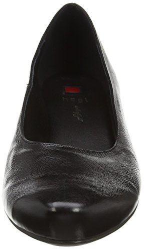 Högl  0- 12 4200, Chaussures à talons - Avant du pieds couvert femmes Noir - Schwarz (0100)