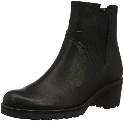 Gabor Shoes Damen Comfort Sport Stiefeletten, Schwarz (Mel.) 17, 37.5 EU