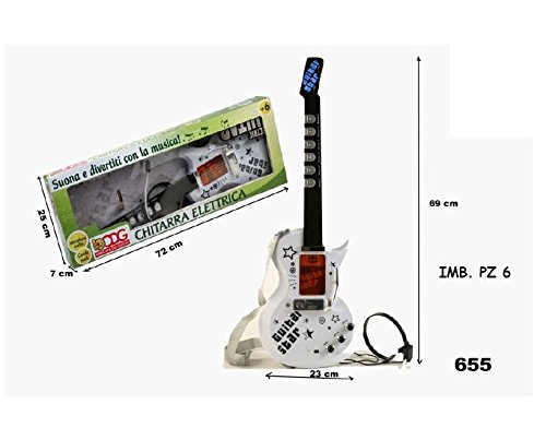 MUSIC CHITARRA ELET.C/CUF.MICROF.70 655