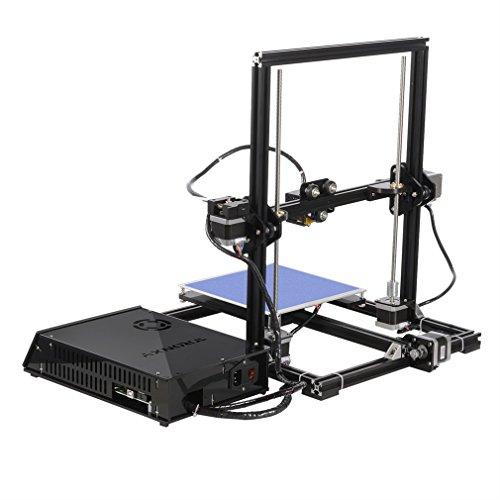 TRONXY X3A Automatische Nivellierung Großer 3D-Drucker Upgradest Hochpräzise Aluminiumstruktur Metall MK8 Düse DIY Kit 2004A LCD Bildschirm Druckgröße: 220 * 220 * 300mm - 7