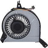 Bewinner CPU Cooling Fan per HP 15-V 15-P 14-V 767712-001 4Pin Cooling Fan Cooler per Laptop DC 5v Sostituzione Sostituzione Interna Ventola di Raffreddamento
