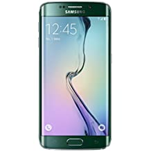 "Samsung Galaxy S6 Edge - Smartphone libre Android (pantalla 5.1"", cámara 16 Mp, 32 GB, Quad-Core 2.1 GHz, 3 GB RAM), verde"
