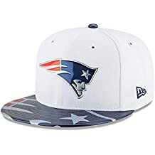 New Era Mujeres Gorras / Gorra plana NFL Offical On Stage New England Patriots