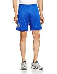adidas CFC H SHO - Pantalón corto para hombre, color azul / blanco / rojo, talla XXL