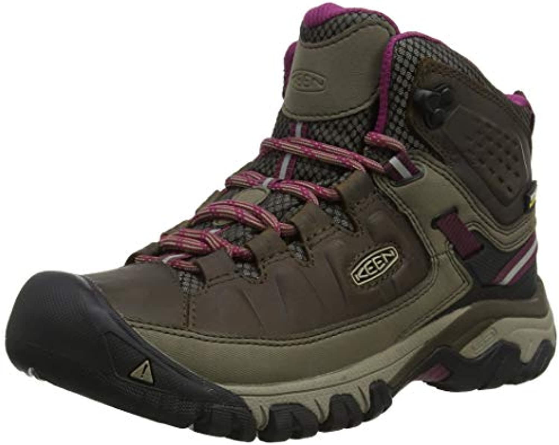 a29f0c2d4ec4 KEEN Women s Targhee Targhee Targhee Iii Waterproof Mid High Rise Hiking  Shoes B078CK19XG Parent 46553f