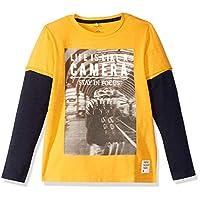 Name It Nkmlava Ls Top Erkek çocuk T-Shirt