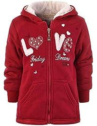 Amazon.es: chaquetas rojas - Sudaderas / Niña: Ropa