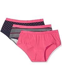 Dim Les Pockets Coton - Lot de 3 Boxers Femme