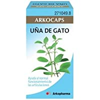 ARKOCAPSULAS UÑA GATO 50 CAP
