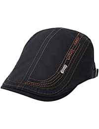 Sombreros Gorras Boinas Gorra de Béisbol Ocio Retro Clásico del Algodón Gorra de Deport Hat Flat