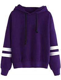 Amazon.co.uk  Purple - Hoodies   Hoodies   Sweatshirts  Clothing 29d707b8e