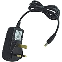 MyVolts 9V Altec Lansing inMotion iM500 iPod dock replacement power supply adaptor - UK plug