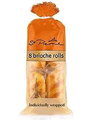 St Pierre 8 Brioche Rolls