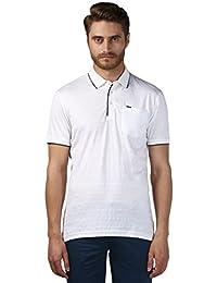 Park Avenue Men's Plain Regular Fit T-Shirt