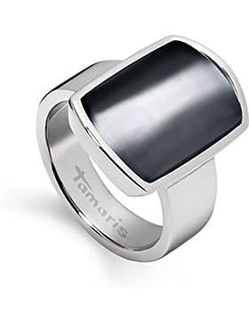 Tamaris Ring Becky 100422 Edelstahl schwarz