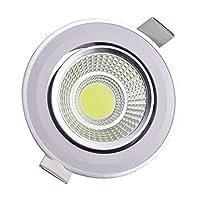 Shanny 5w(warm White 3000k) Cob Led Spotlight Down Light Ceiling Light Recessed Lighting Fixture