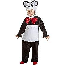 Disfraz de Oso Panda Infantil (7-9 años)