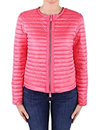 1a3076f16a48 Save The Duck Women s D3590WIRIS601056 Red Polyamide Down Jacket