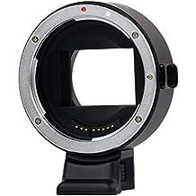 VILTROX EF-NEX IV Bague d'adaptation Objectif Adaptateur convertisseur Auto-Focus pour Canon EF EF-S Objectif à Sony E Mount