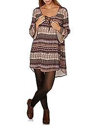 Billabong Dresses - Billabong Take Me Away Dress - Pinot