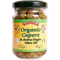 Sunita   Capers - Organic   2 x 6 x 125g