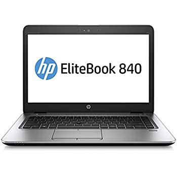 HP EliteBook 840 G3 2.3 GHz i5 - 6200u 14zoll 1366 x 768pixeles ...