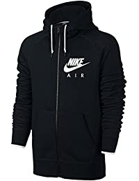 NIKE AW77 Pull à capuche polaire Full Zip