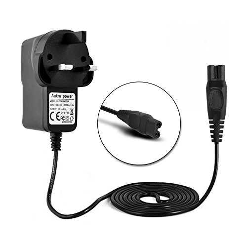 aukru-15v-05a-3-pin-power-supply-wall-charger-with-15m-cable-for-philips-shaver-hq-serie-hq8505-hq8-