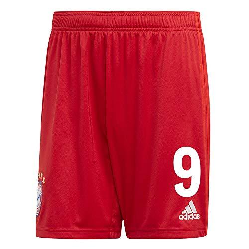 adidas FCB FC Bayern München Hose Home Heimshorts 2019 2020 Kinder Lewandowski 9 Gr 152