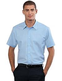 Russell Collection kurzarm Oxford-Hemd R-923m Shirt