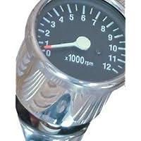Mini Tachimetro cromato Kawasaki rapporto 1: 5