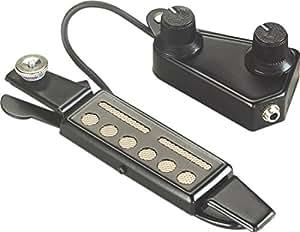 micro de guitare noir soundlab