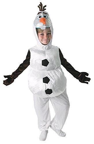 Fancy Me Jungen Offiziell Disney Olaf Frozen Weiß Schneemann Büchertag Woche Weihnachtskleid Kostüm Outfit Alter 2-6 Jahre 5