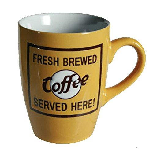 Mug Coffee jaune