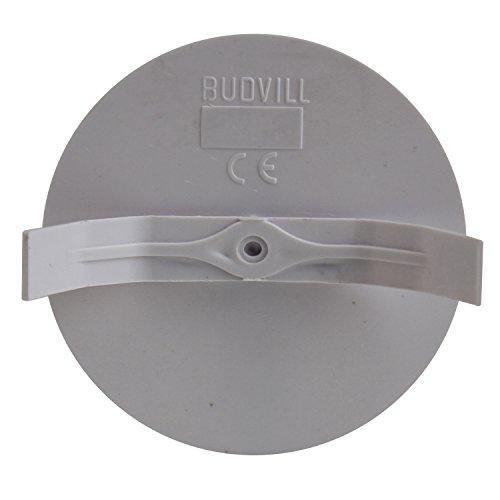 Sonstige Federsteckdeckel für Schalterdose WS, 1 Stück, Weiß, 41106L