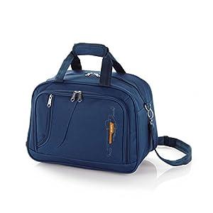 GABOL Bolso Paquetero Week. Bolsa de Viaje, 50 cm, 15 litros, Azul
