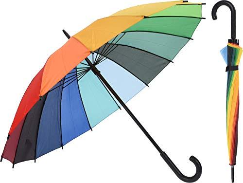 Zein Rainbow Walker - Paraguas Golf asa Almacenamiento