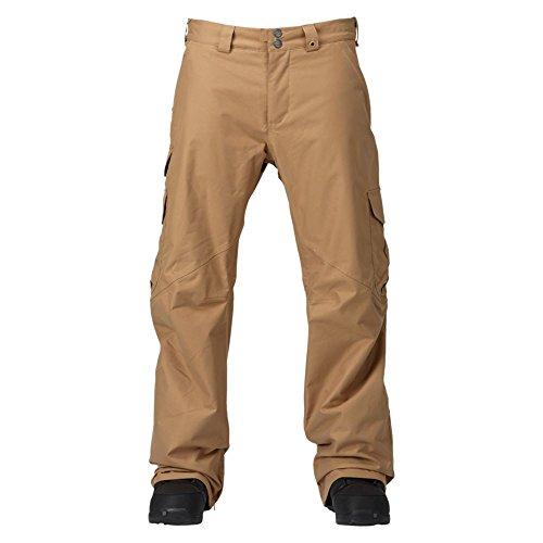 Vent Snow Pants (Burton Snowboard-Hose Herren Kelp fr: L (Größe Hersteller: L))