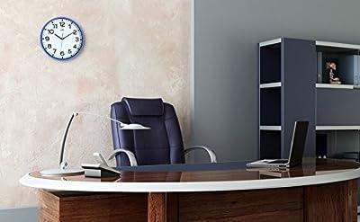Orium Orologio da parete silenzioso, diametro: 30 cm