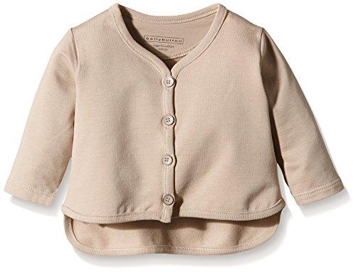 bellybutton KiKo Mädchen, Sweatshirt, Sweatjacke 1/1 Arm 1682057, Grau (simply Taupe 6900), 74