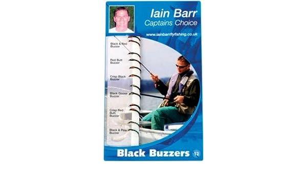 Iain Barr/'s New Fly Sets Rutland Heavy Buzzer